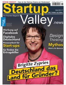 Pericosa im Startup Valley Magazin