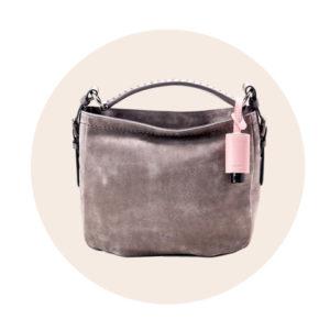 Handtasche mit CarryME-Set CLASSIC altrosa