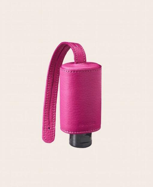 CarryME-Set CLASSIC pink Hygiene Handgel Taschenanhänger