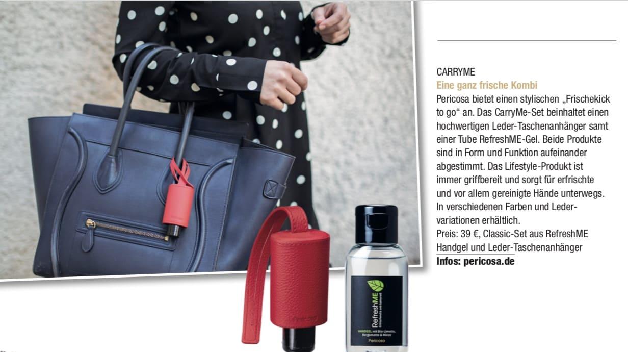 CarryME-Set RefreshME Handgel Pericosa