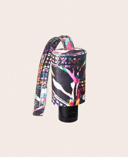 CarryME-Set TREND bunt Hygiene Handgel Taschenanhänger