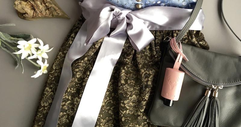 Oktoberfest Hygiene Handgel Taschenanhänger