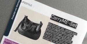 Pericosa CarryME-Set im Startup Valley Magazin
